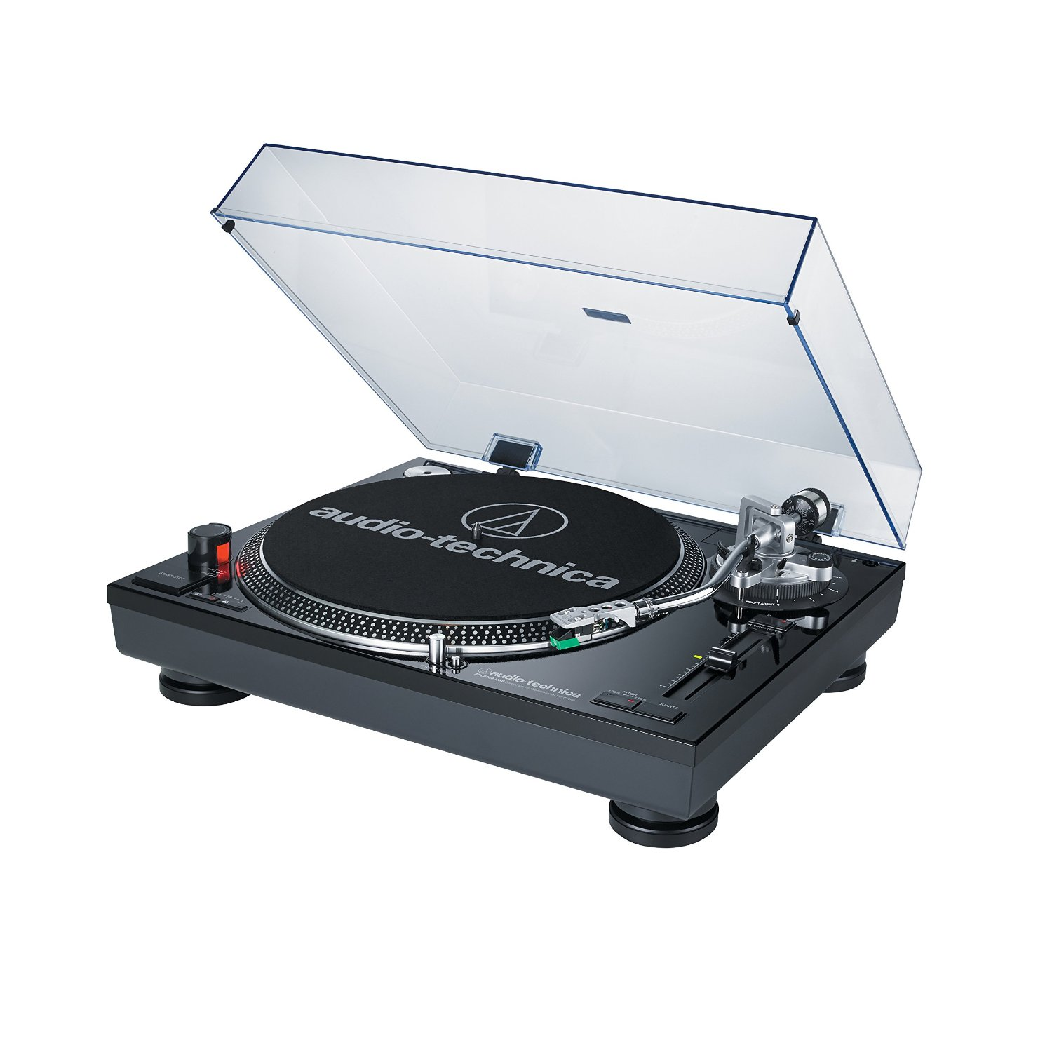 The Best Turntable Audio Technica AT-LP120 USB