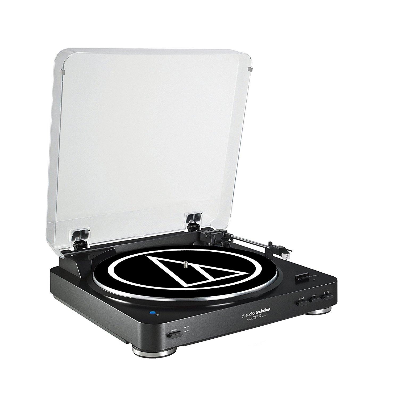 Best turntable under 200 Audio technica AT LP60BT
