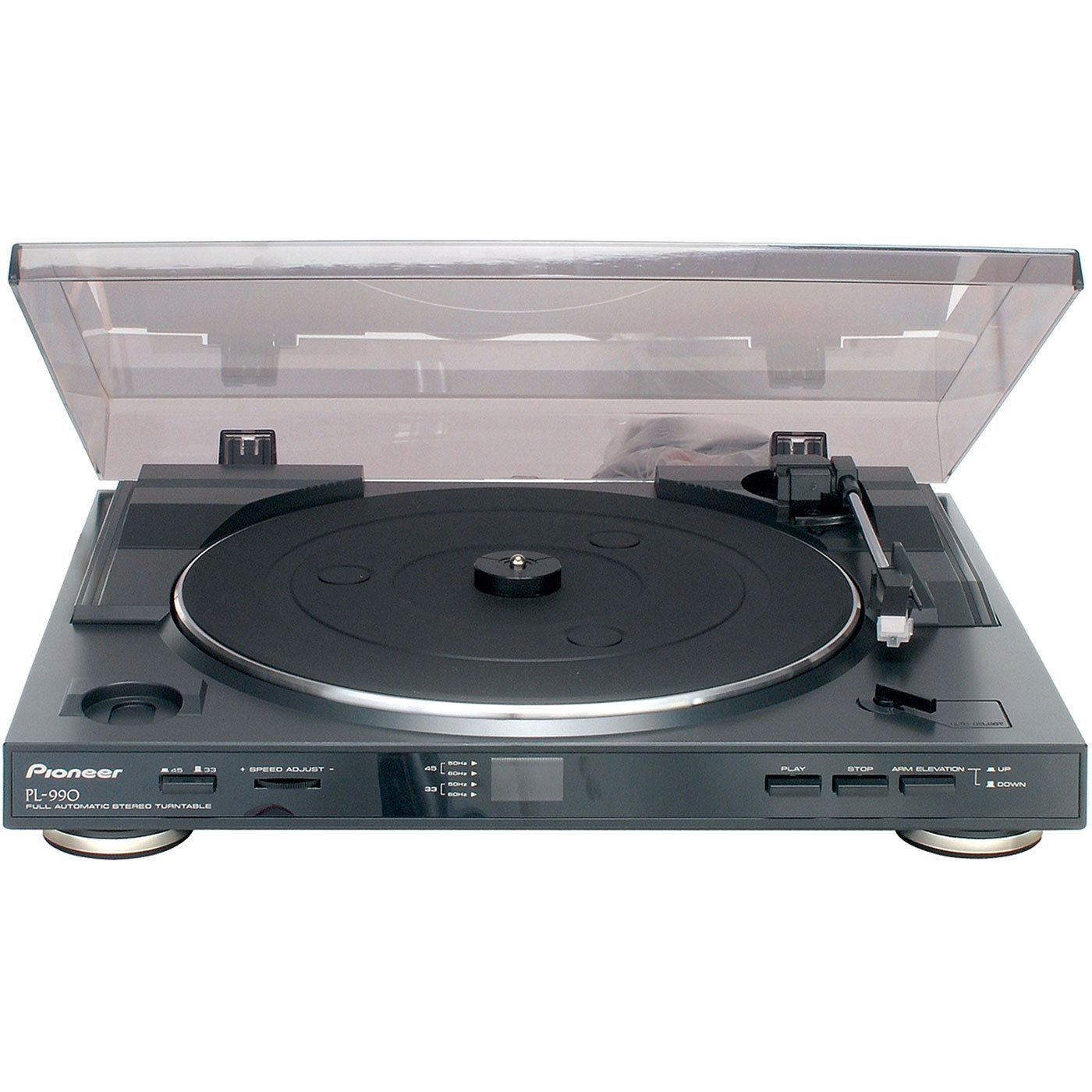 Pioneer PL-990 Automatic Stereo Turntable Best turntable under $200