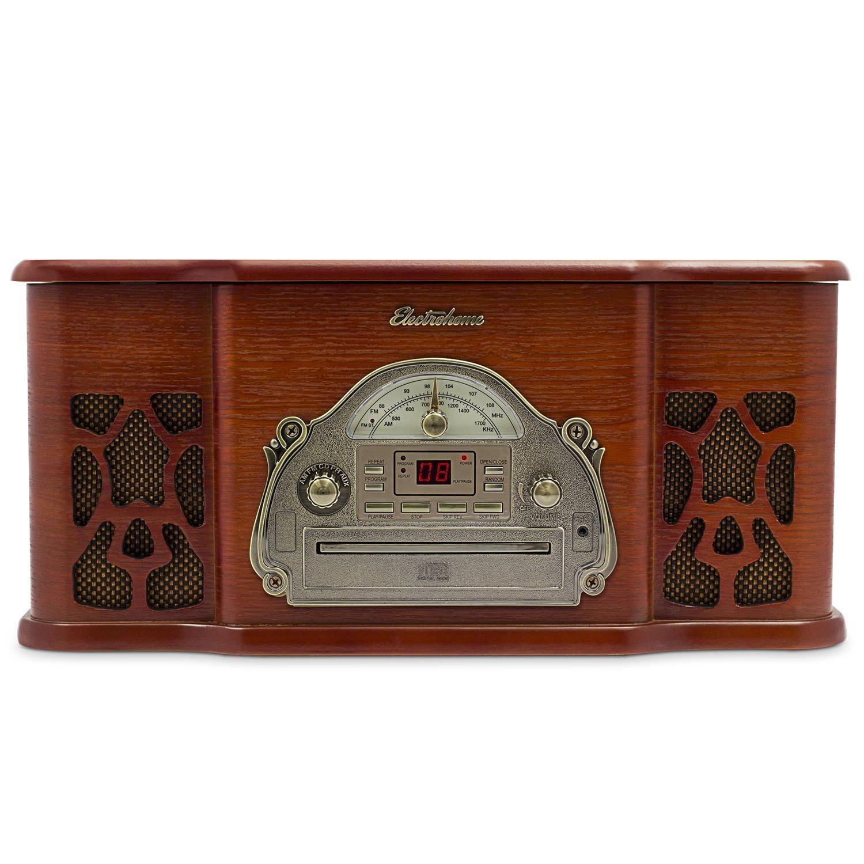 Electrohome Winston vinyl record player Best Vintage Turntable