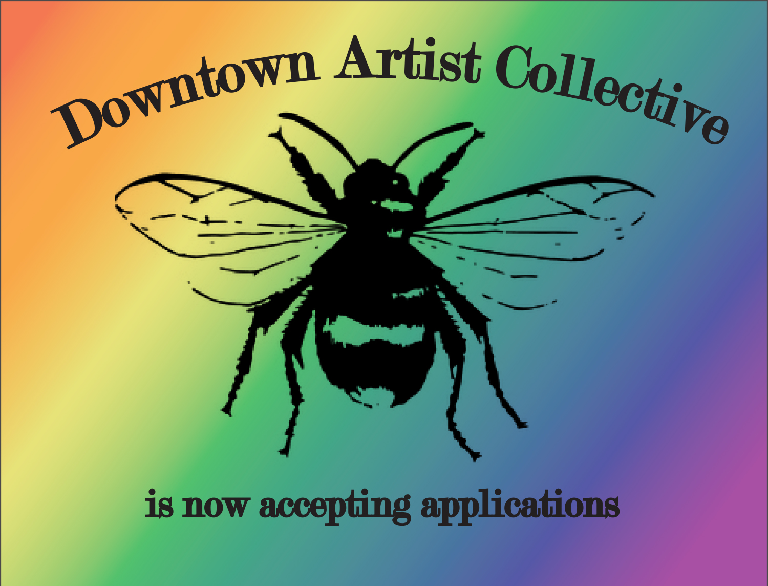 Downtown Artist Collective is now accepting applications for membership and for our Holiday Market and boutique! Artists of all media who are current residents of Utah are invited to apply. -