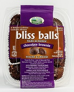 New World Foods Chocolate Brownie Bliss Balls