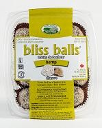Raw Hemp Bliss Balls