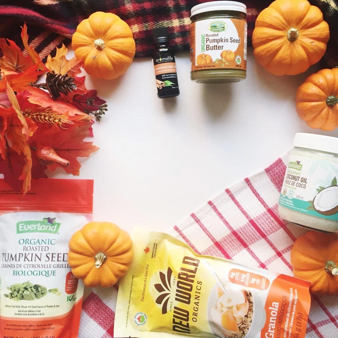 New World Foods Instagram Giveaway