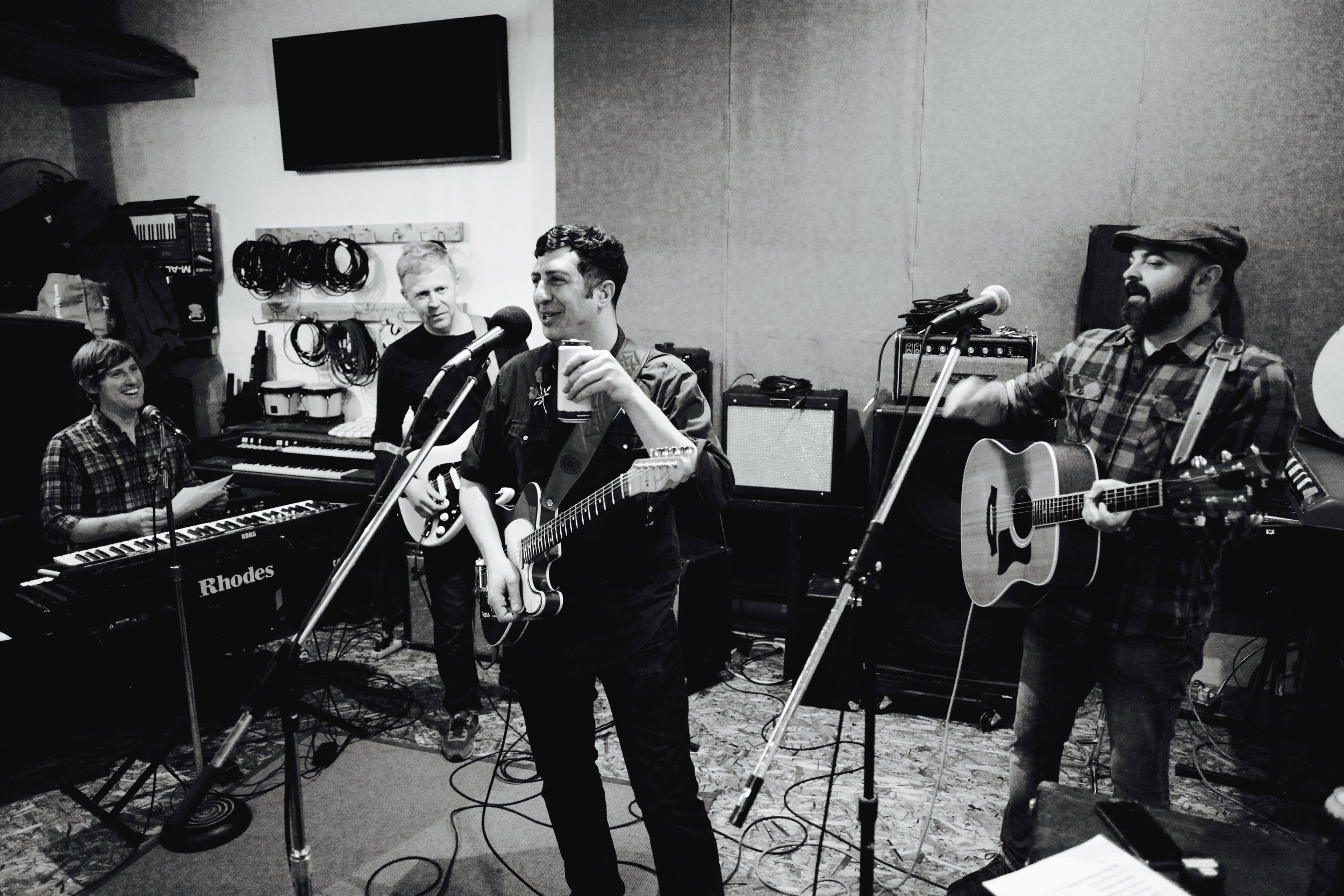 Rehearsals at South River Sound