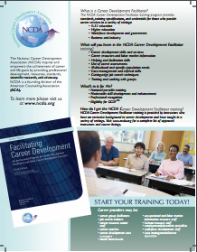 About NCDA's Career Development Training