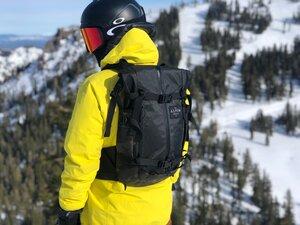 Pala da Neve in ABS e Alluminio Alpin 72525
