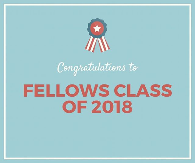 We are so excited to announce the 2018 Class of the Eleanor Kirkpatrick Franco American Fellows program! ❤️🇫🇷 Go to 👉🏼 http://www.afdokc.org/current-fellows/