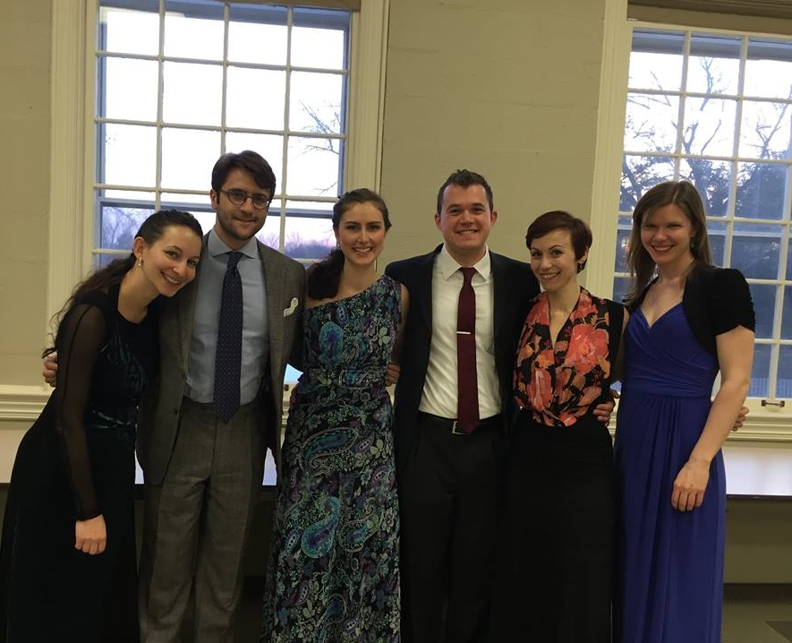 Decoda at Lyrica Chamber Concerts