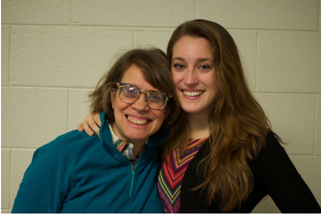 Mrs. R. Lounsbury, featured in Part I, is a physics and biology teacher at Charter and mother of Ms. A. Lounsbury.