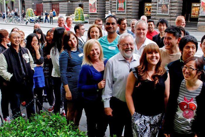 Melbourne People's Panel - FAcilitators