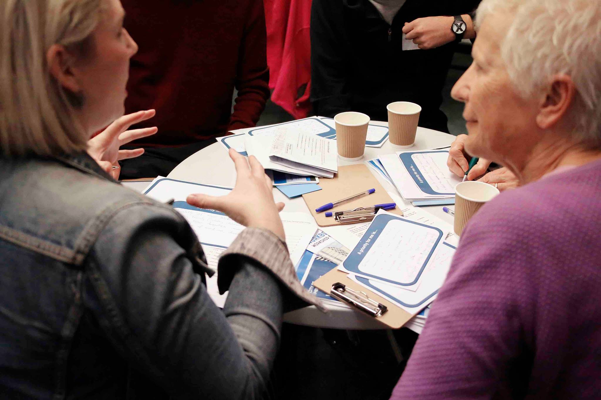MosaicLab advisory committees tips and ideas for managing conflict
