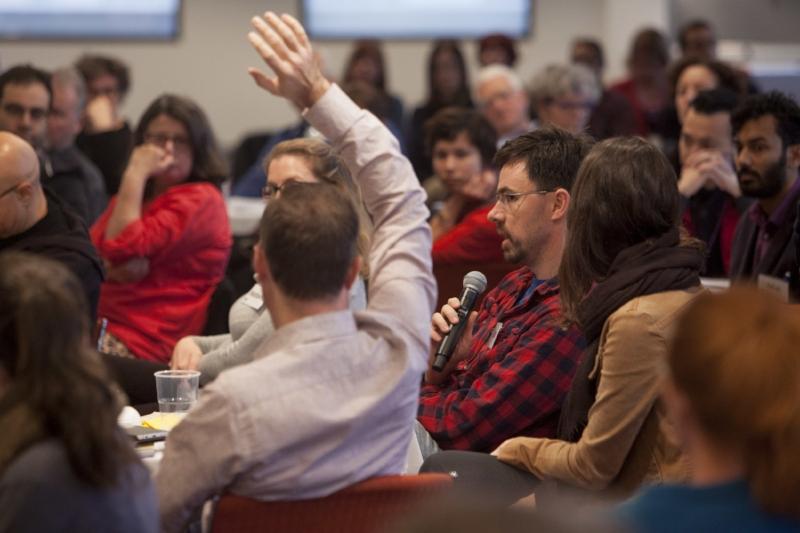 Future Melbourne deliberative engagement process facilitation - case study