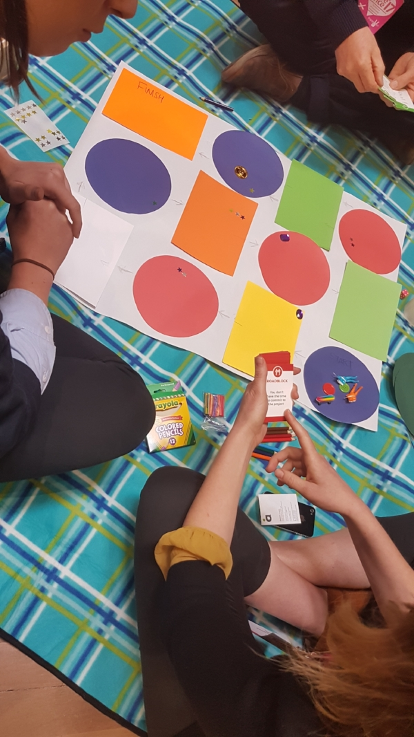 Game Play Facilitation - Deliberative Engagement