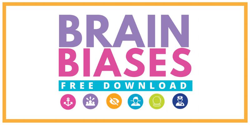 Free resource: Brain biases