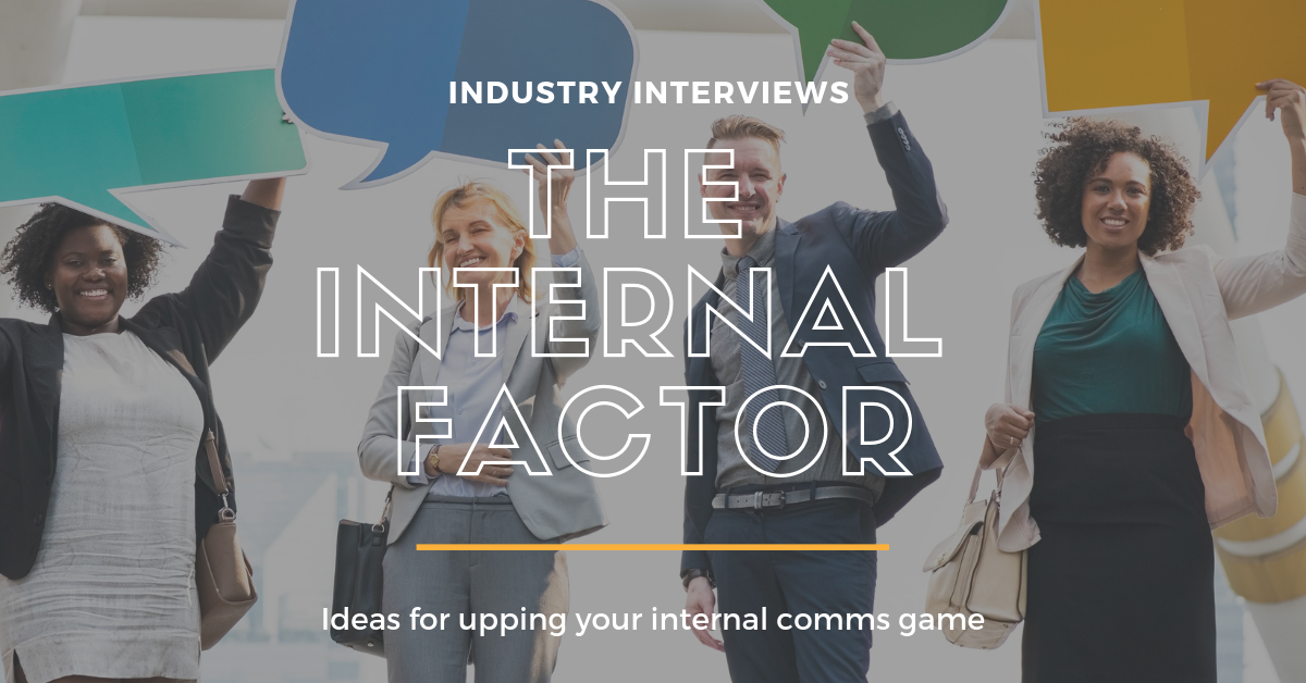 Internal communications - change and big decisions - guide - industry interviews and tips government