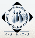 The North American Montessori Teachers' Association (NAMTA) is a source of information about Montessori research, training, and education, publishing resources for parents, offering regional conferences for teachers, and editing The NAMTA Journal.