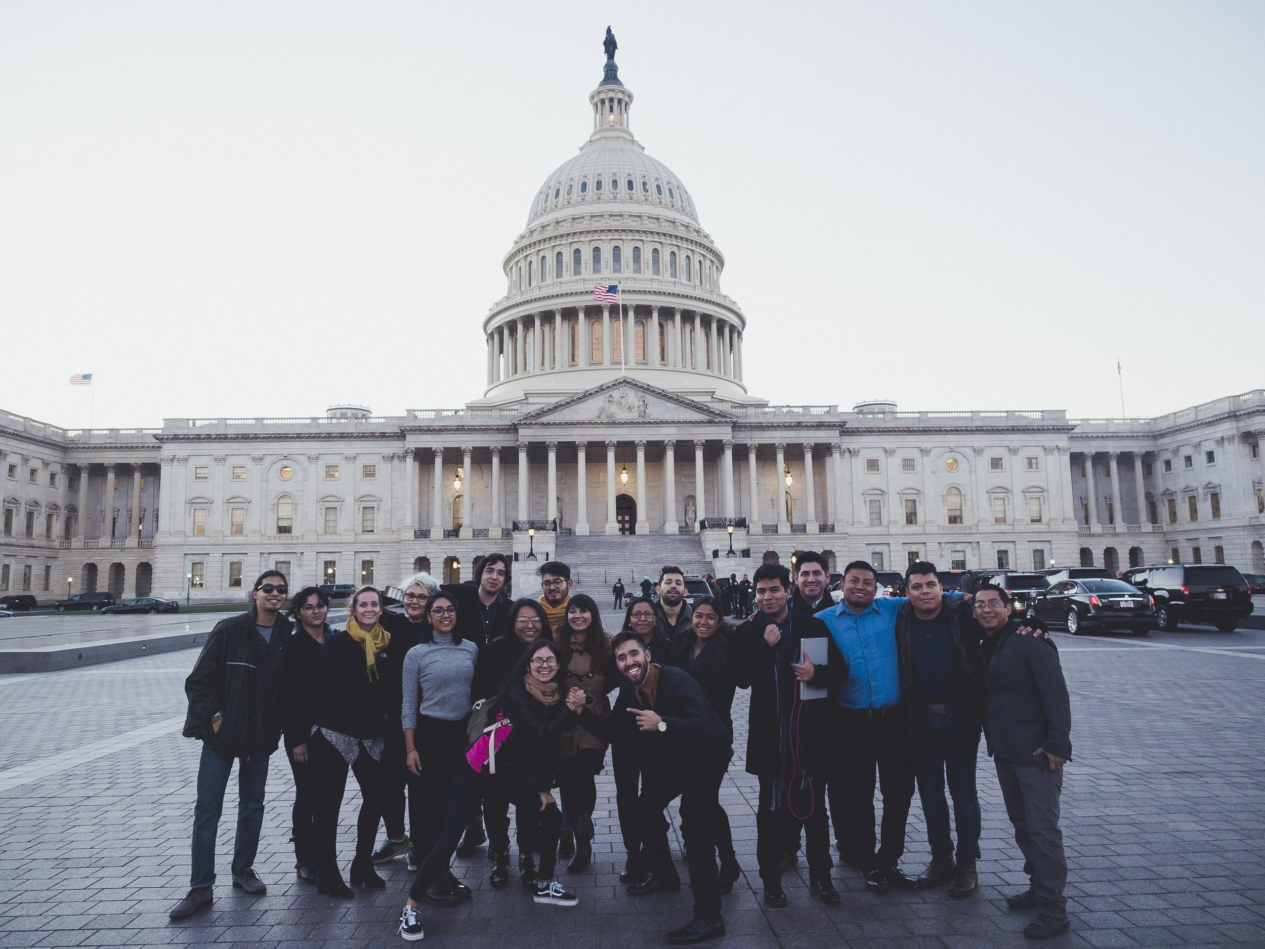 Vote4Dream - The Vote4Dream campaign is a beacon of hope that brings DACA recipients, educators, faith leaders, business owners, and allies together to find a common sense solution for DACA recipients.
