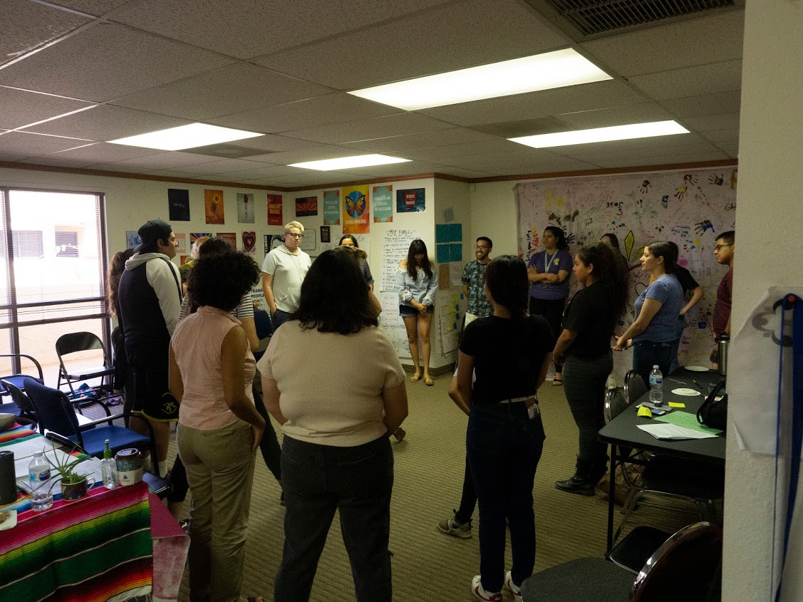 Sonidos of Joy - Collective Music-Making Workshop