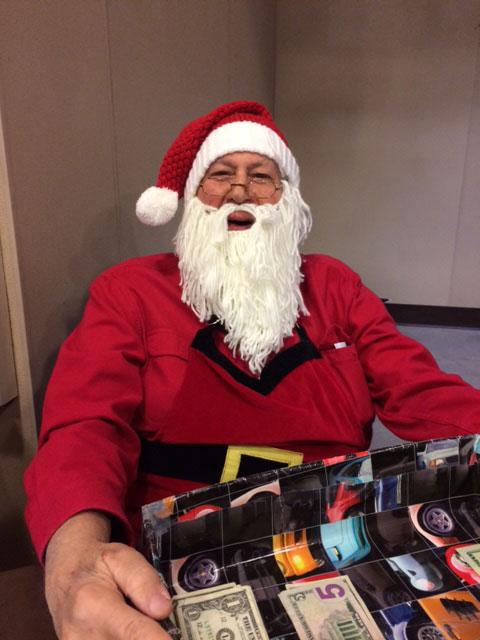 Santa Claus (AKA Phil Ierardi)