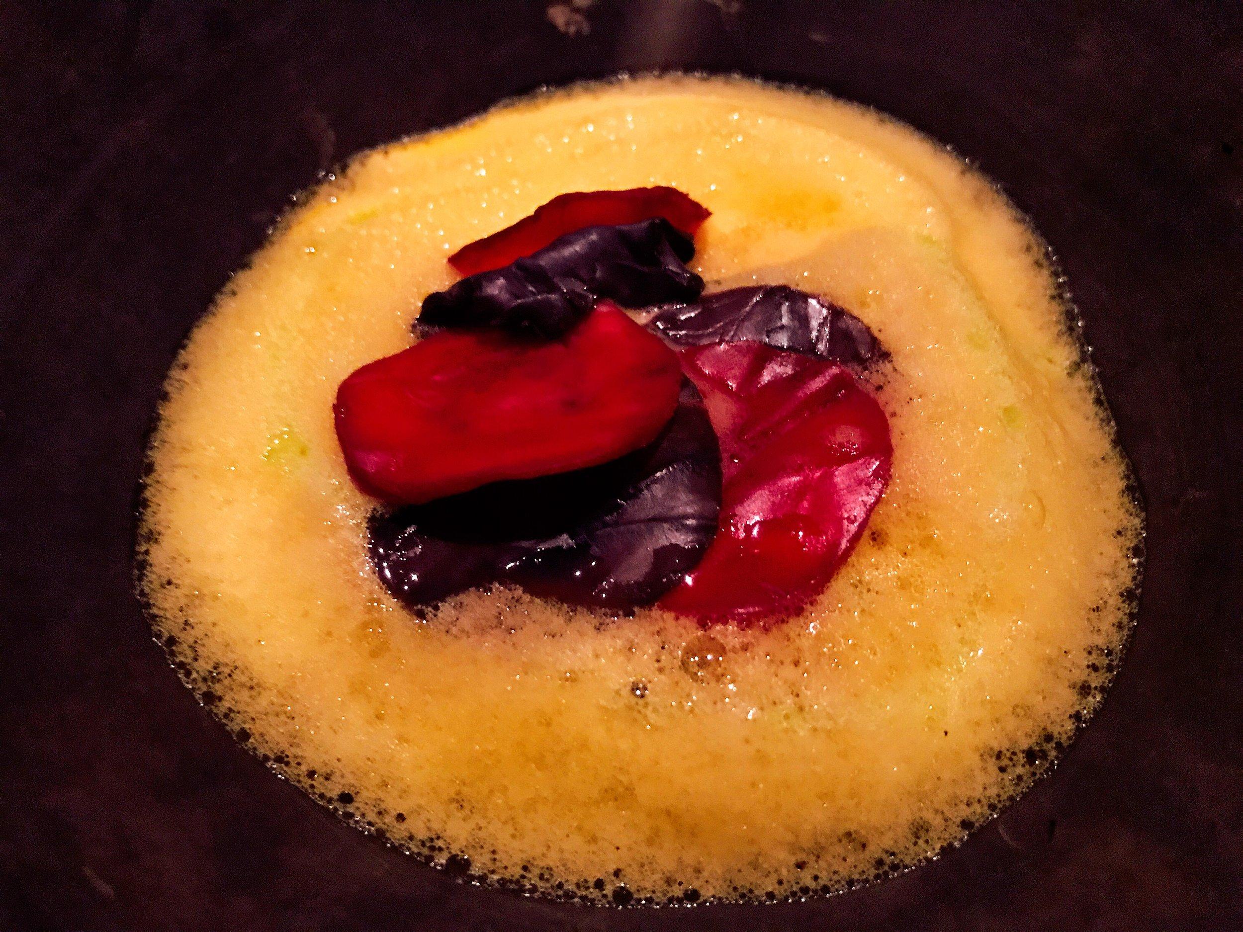 Aliter Porros (88): Leek, Red Cabbage, Butternut Squash
