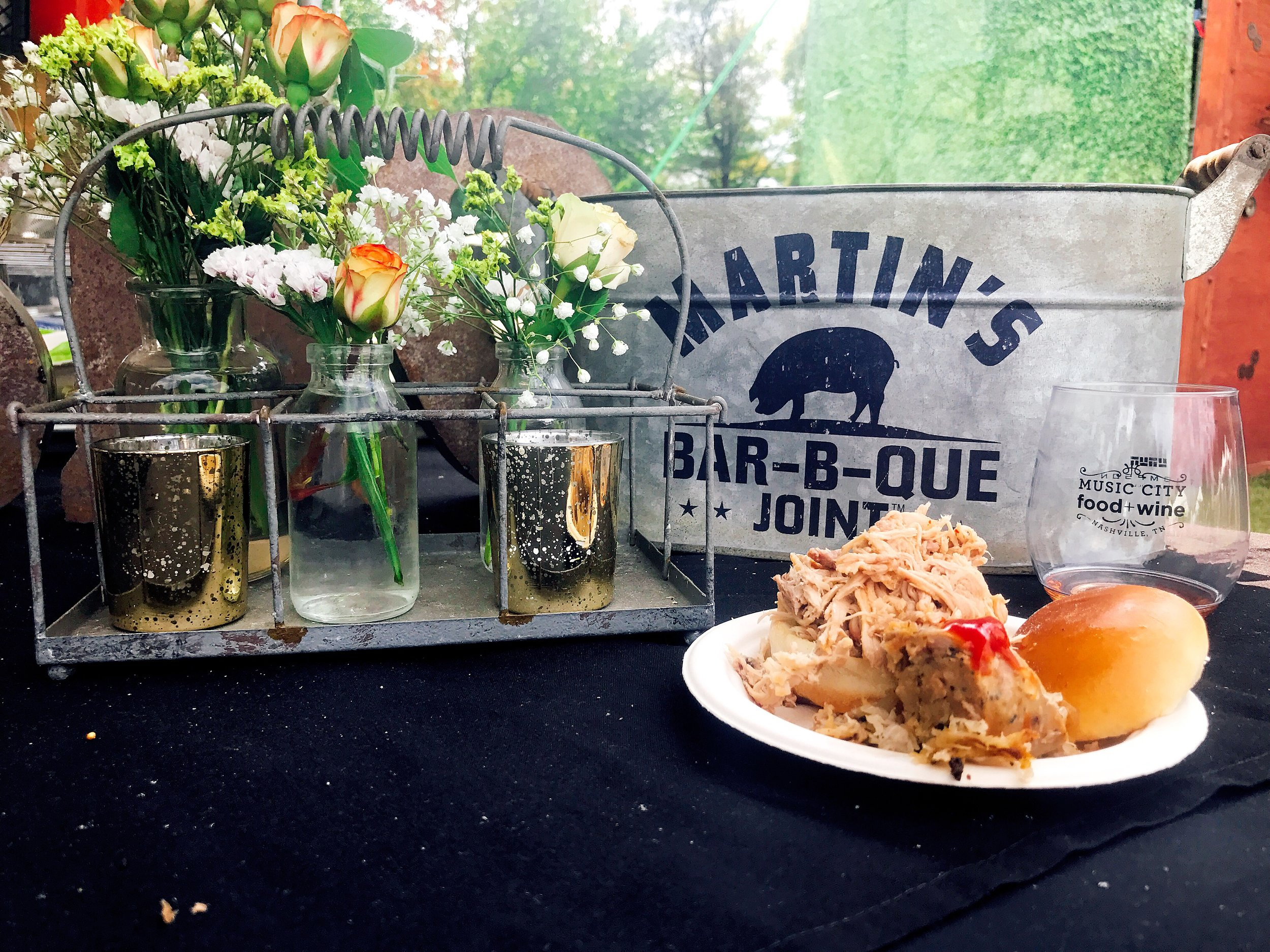 Martin's BBQ Joint and Friends: Pork Sliders and Sausage