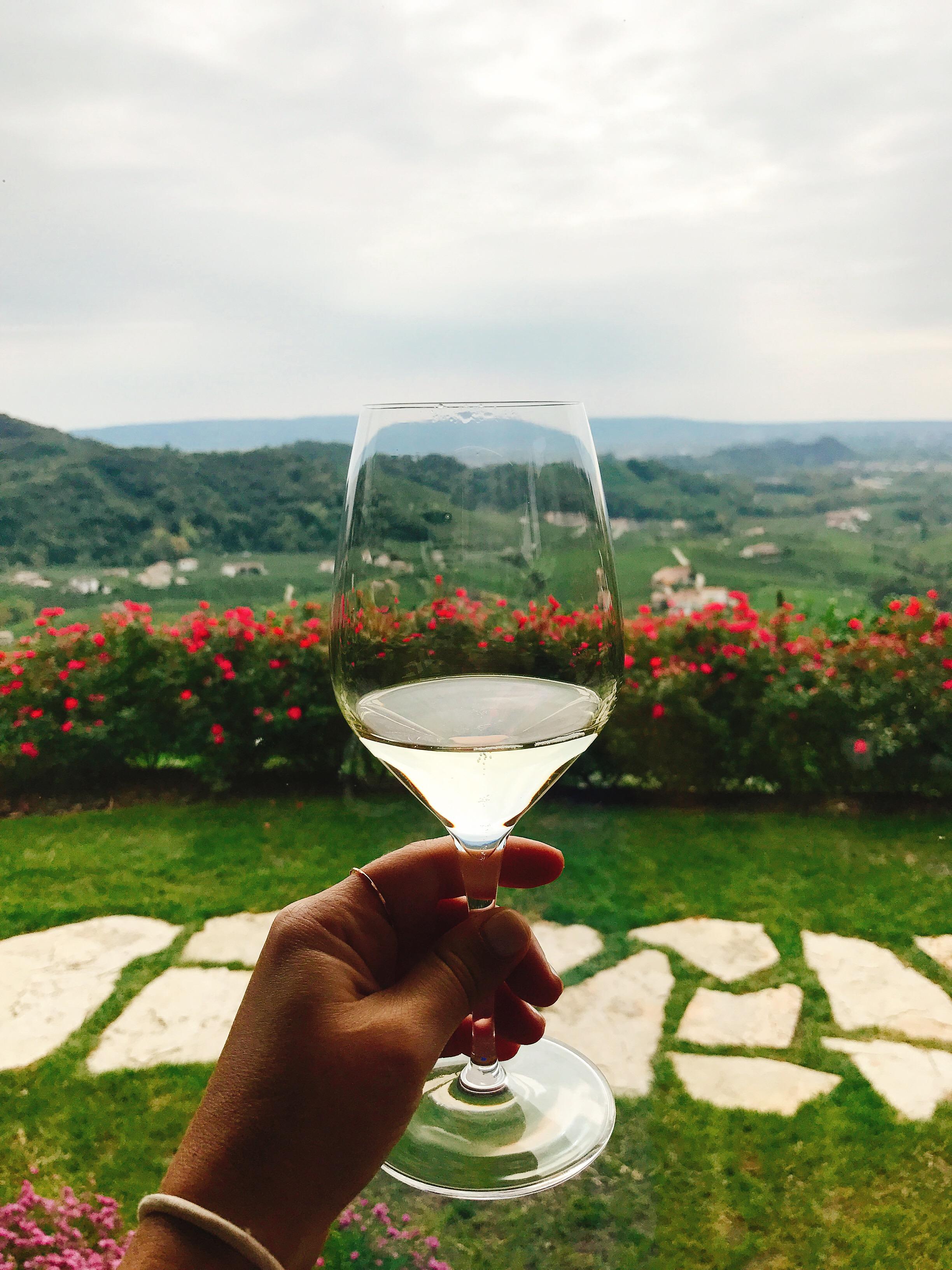 Col Vetoraz: Cheers my friends!