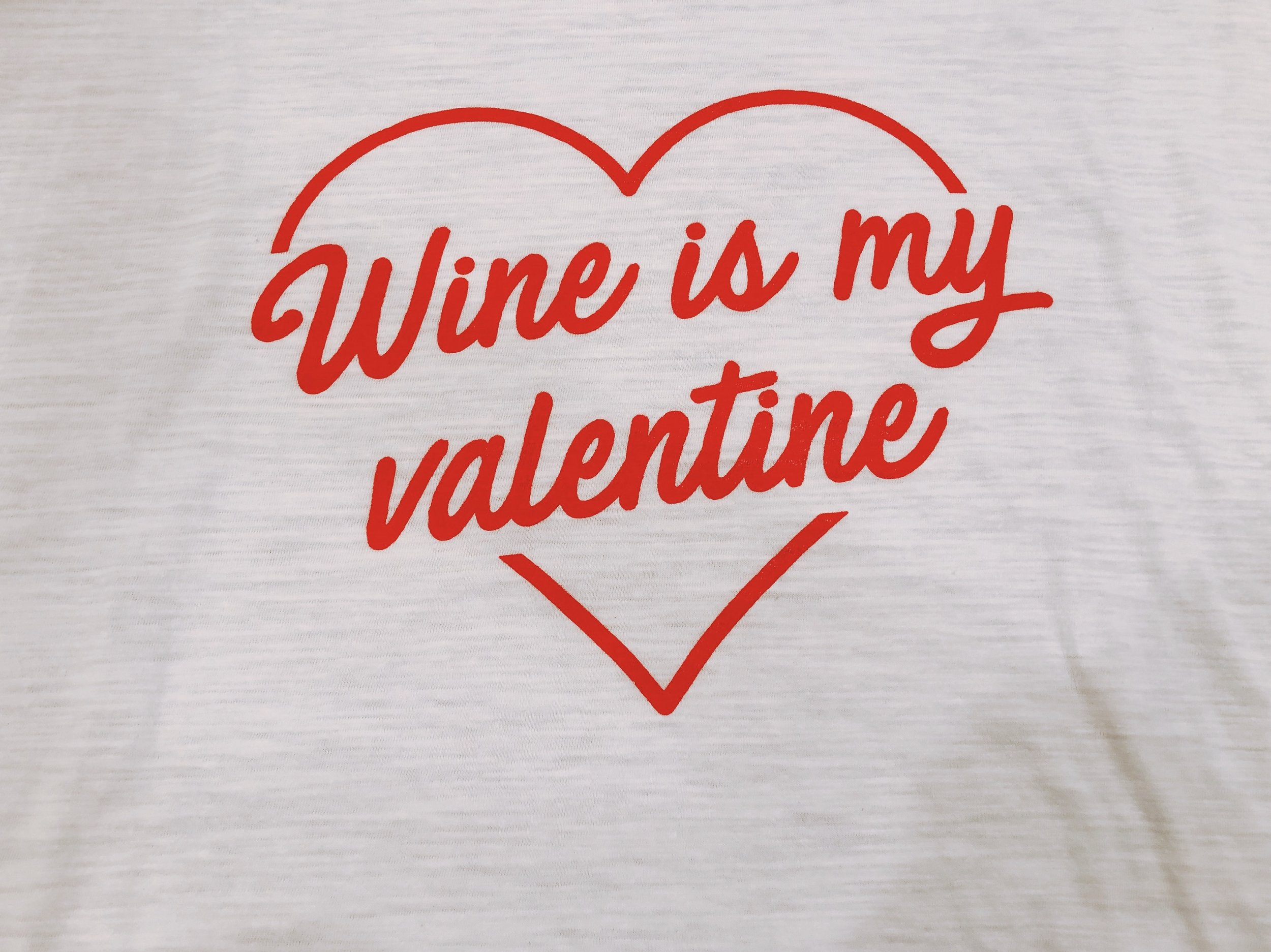 The Quintessential Single Girl's Valentine Shirt!