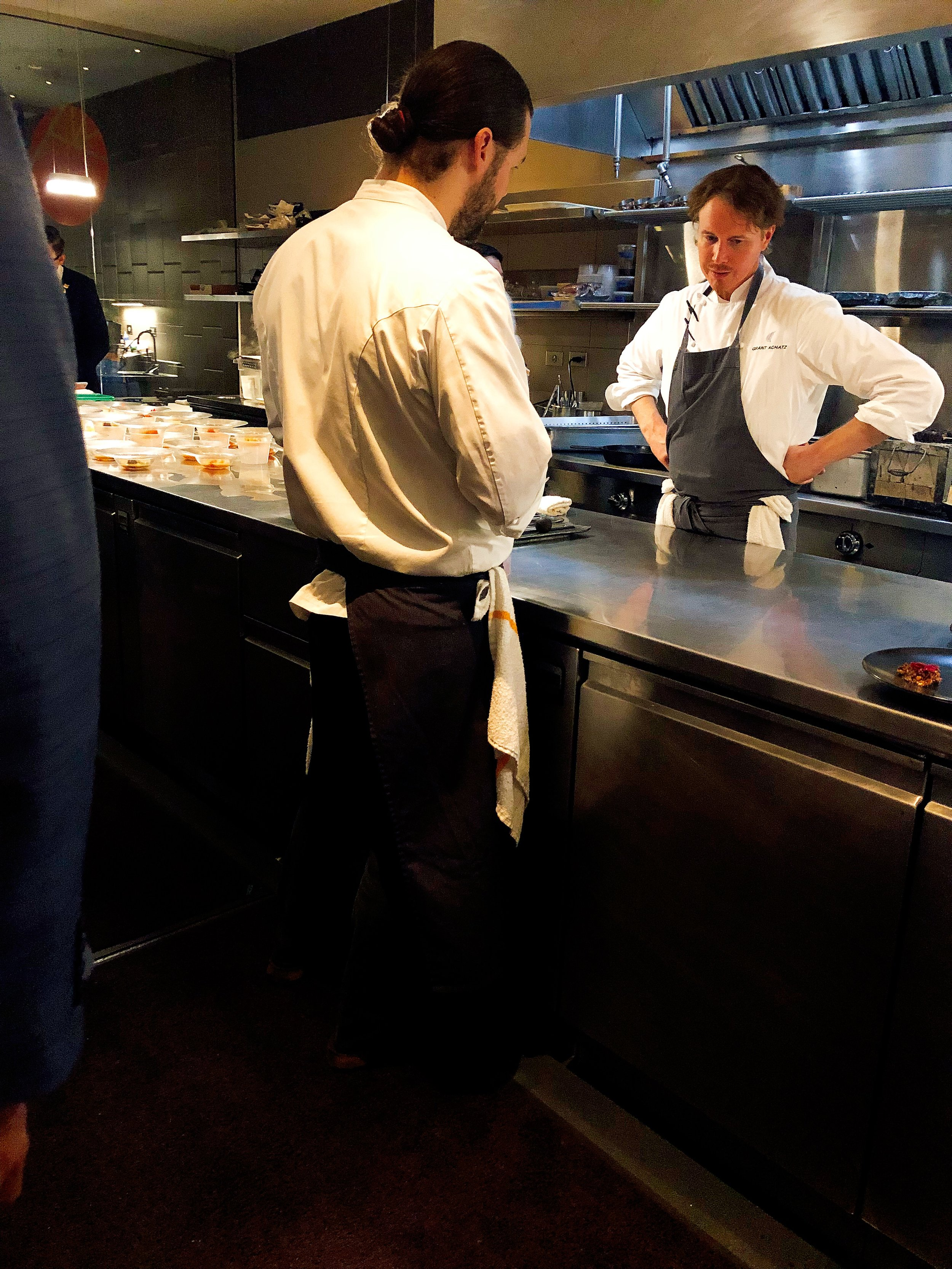 Alinea The Gastronomic Experience That Changed My