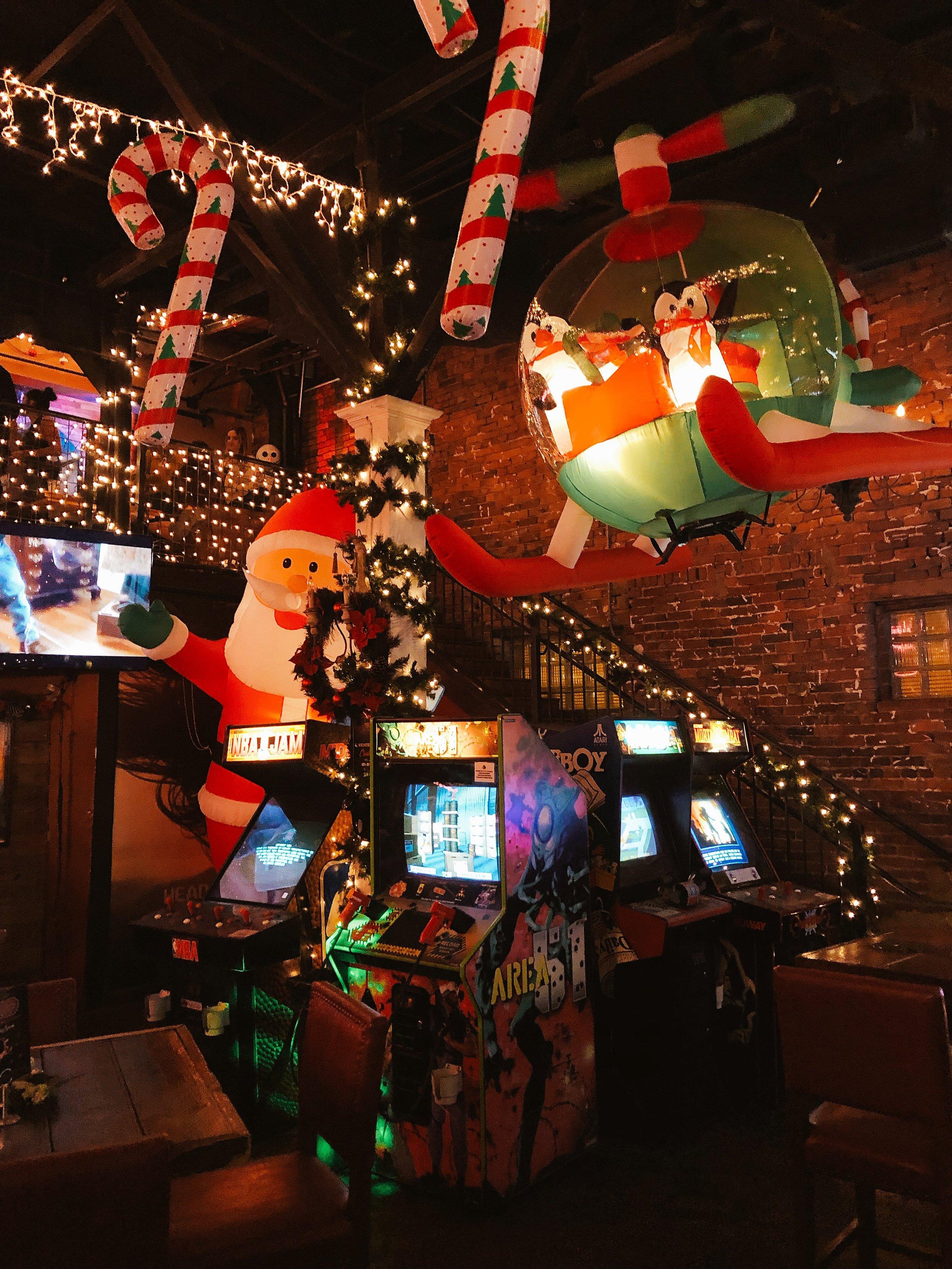 Over The Top Christmas Decor