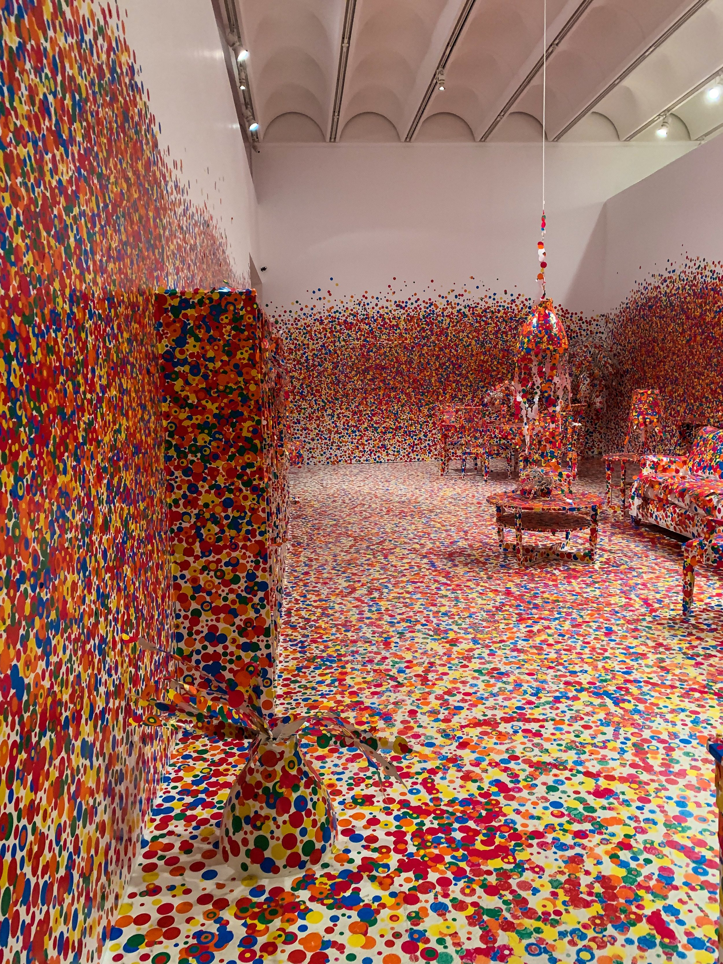 The Obliteration Room, 2002-Present, Installed 2018