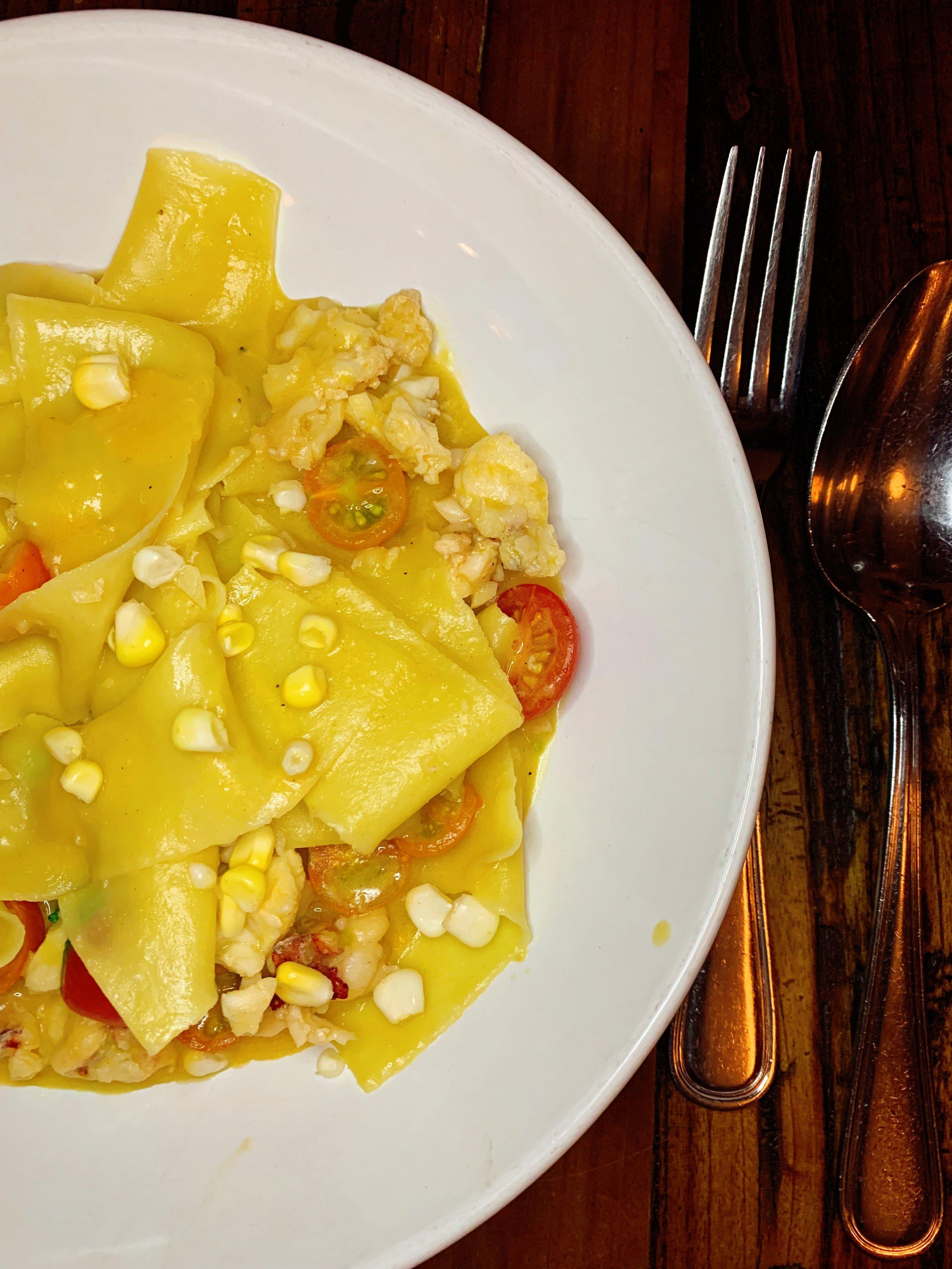 Seasonal Pasta Special