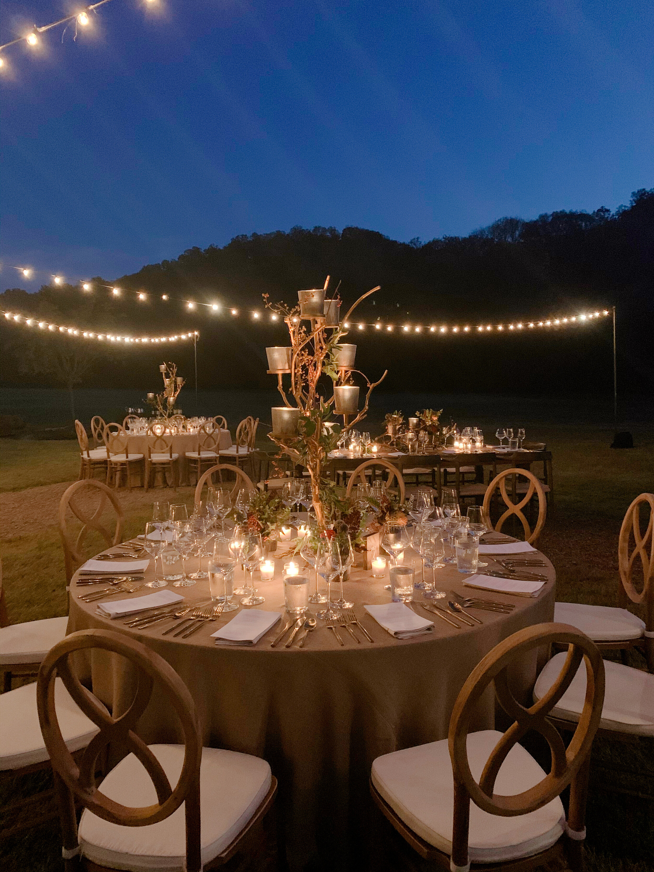 Beautiful Tablescapes By AmosEvents
