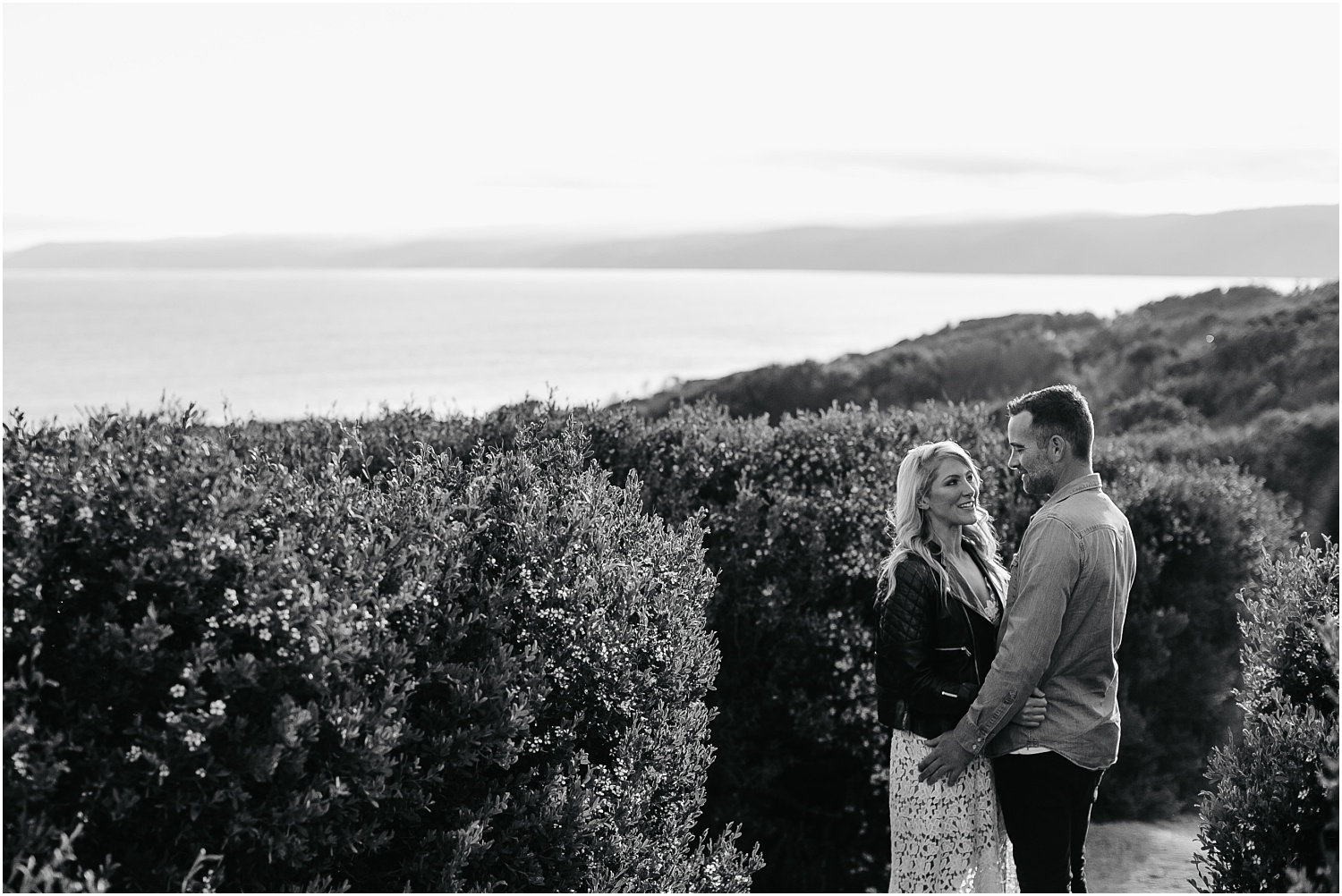 Greer and Sam's engagement shoot in Aireys Inlet on the Great Ocean Road, surf coast and Fairhaven._0006.jpg