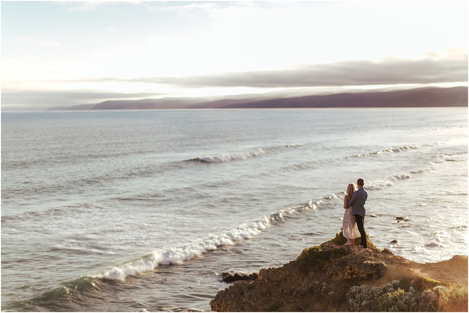 Greer and Sam's engagement shoot in Aireys Inlet on the Great Ocean Road, surf coast and Fairhaven._0022.jpg