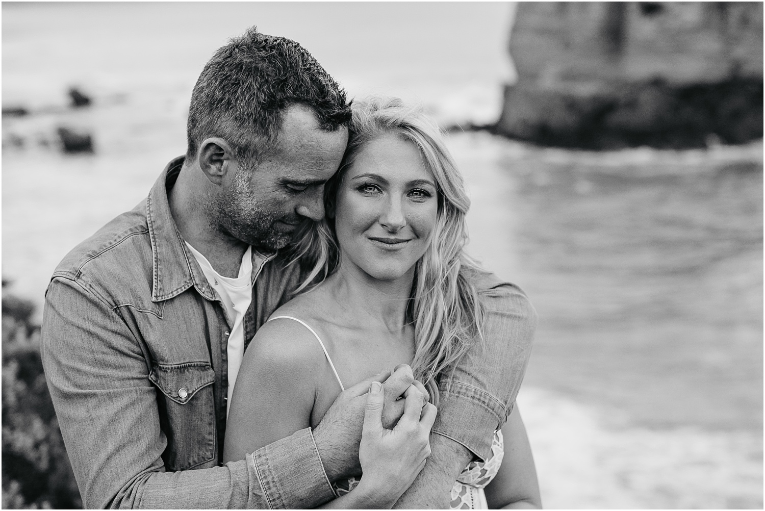 Greer and Sam's engagement shoot in Aireys Inlet on the Great Ocean Road, surf coast and Fairhaven._0052.jpg