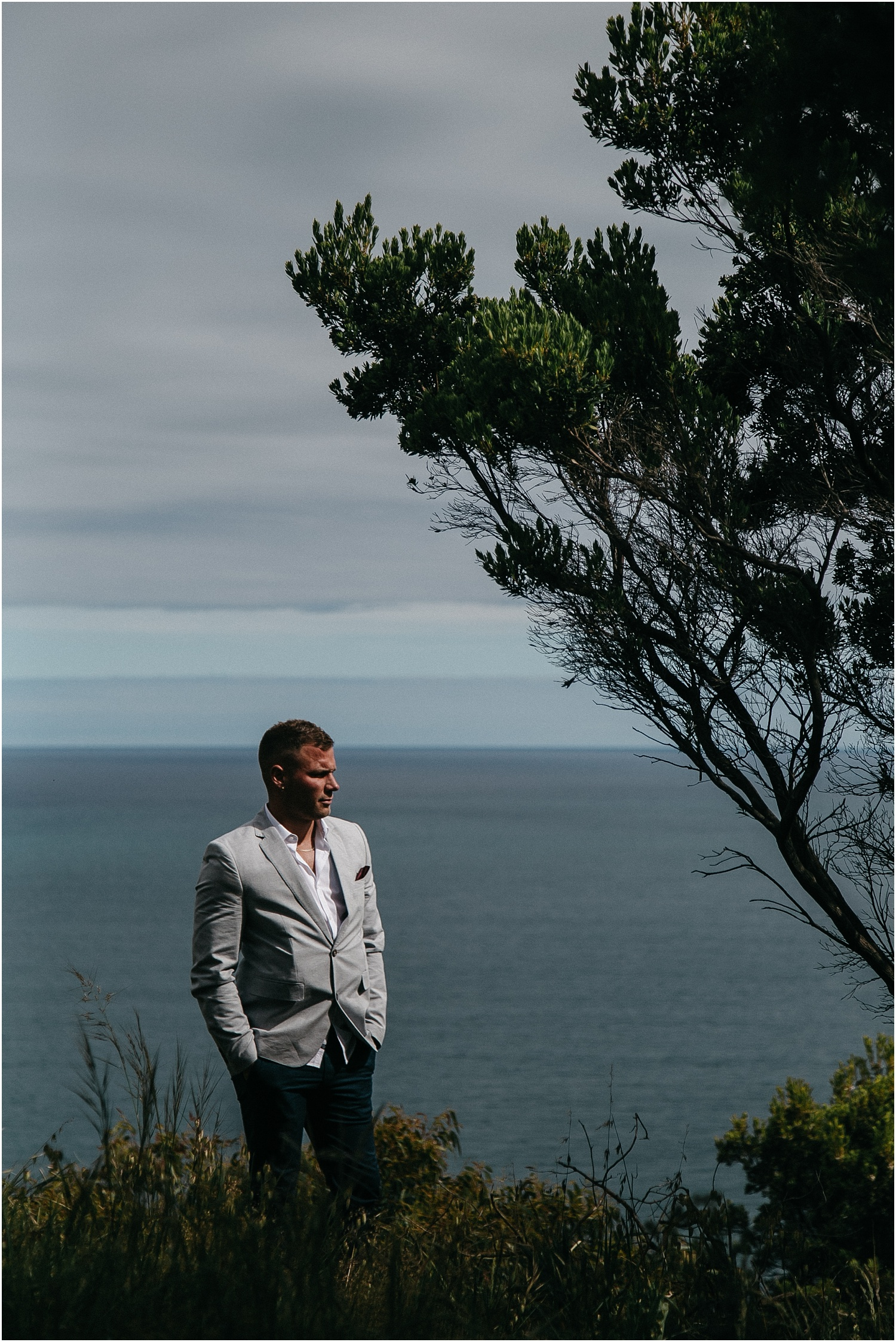 Renee and Ash's real elopement in Lorne on the Great Ocean Roadwith the ceremony at erskin falls._0050.jpg