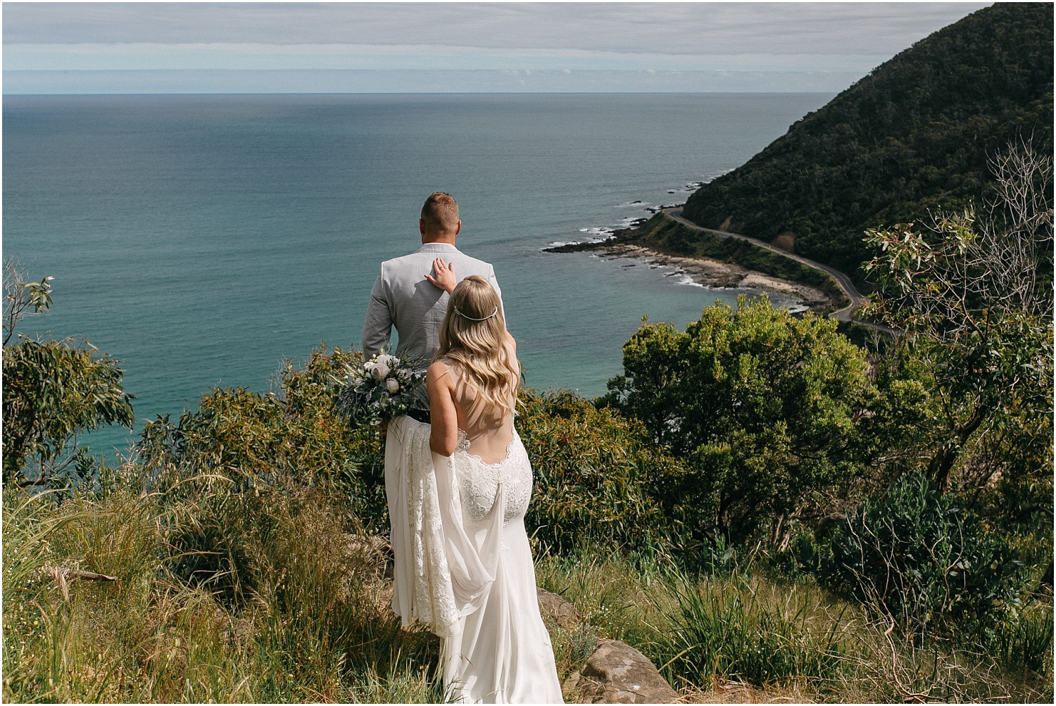 Renee and Ash's real elopement in Lorne on the Great Ocean Roadwith the ceremony at erskin falls._0056.jpg