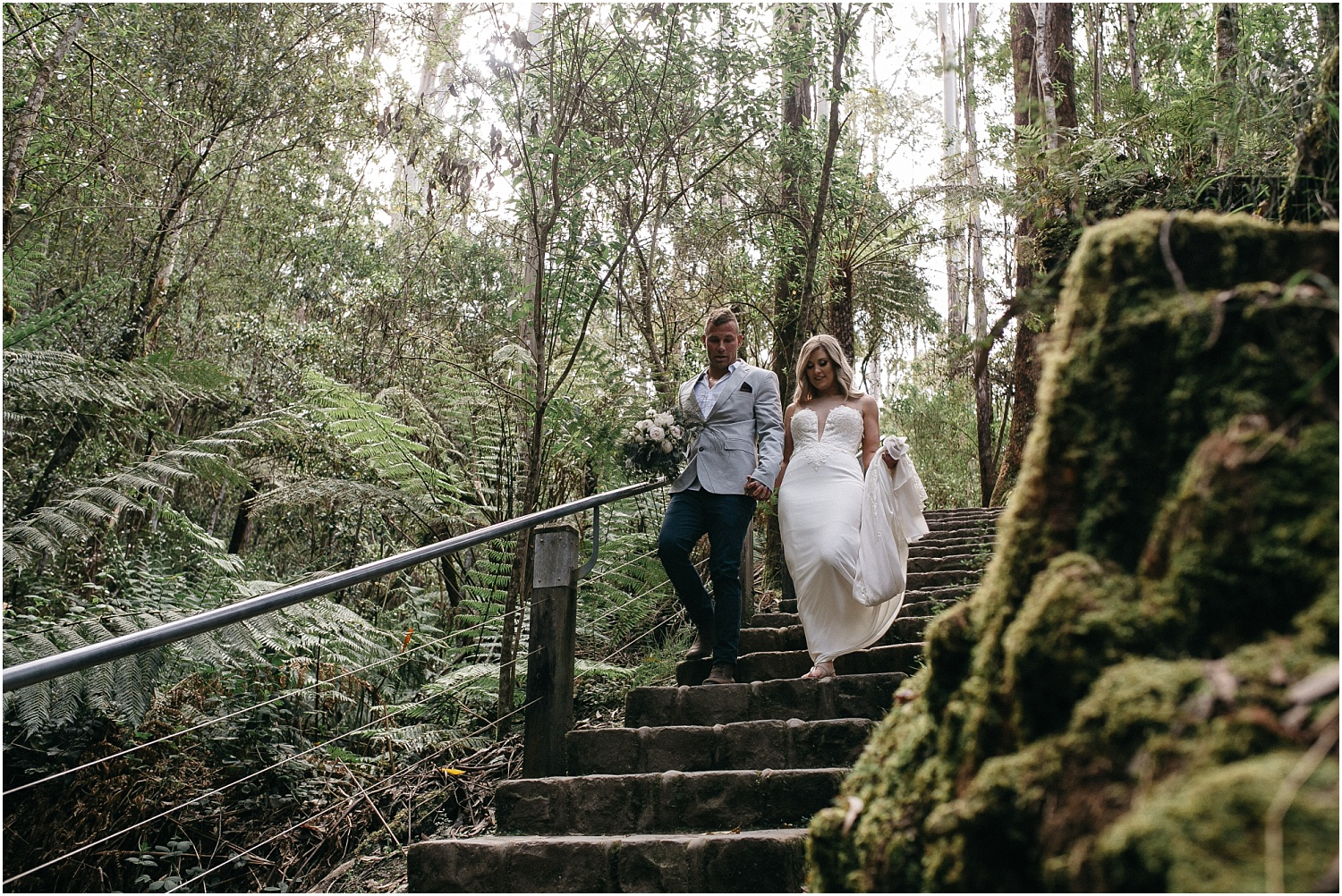 Renee and Ash's real elopement in Lorne on the Great Ocean Roadwith the ceremony at erskin falls._0064.jpg