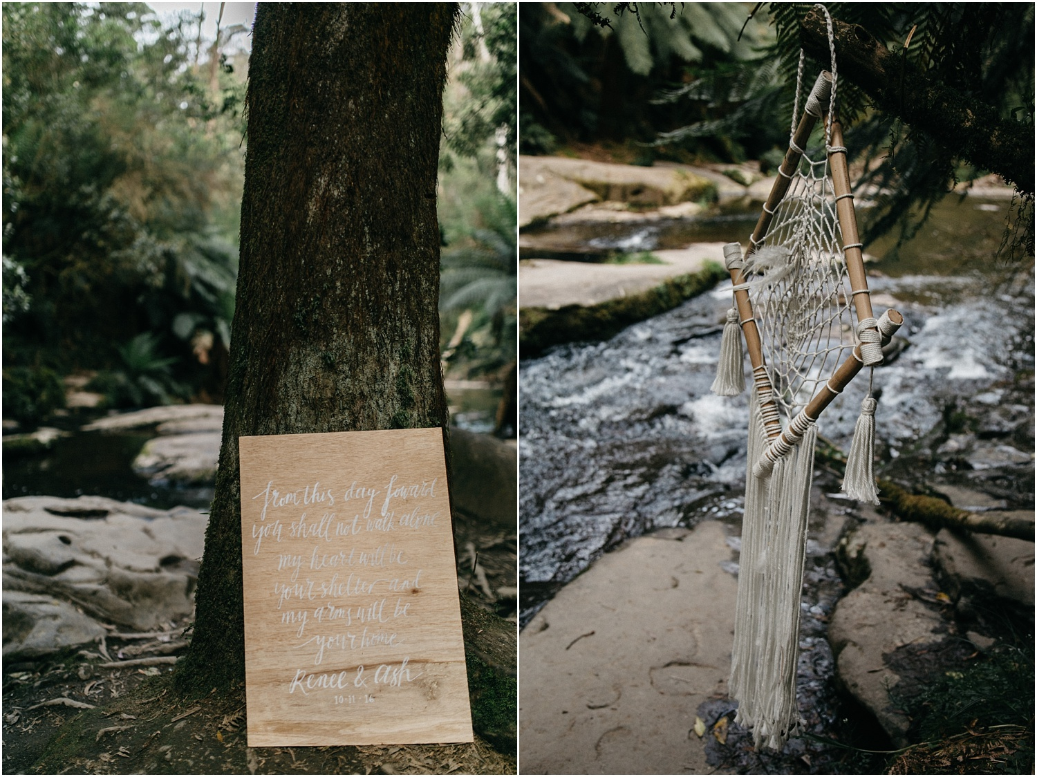 Renee and Ash's real elopement in Lorne on the Great Ocean Roadwith the ceremony at erskin falls._0067.jpg