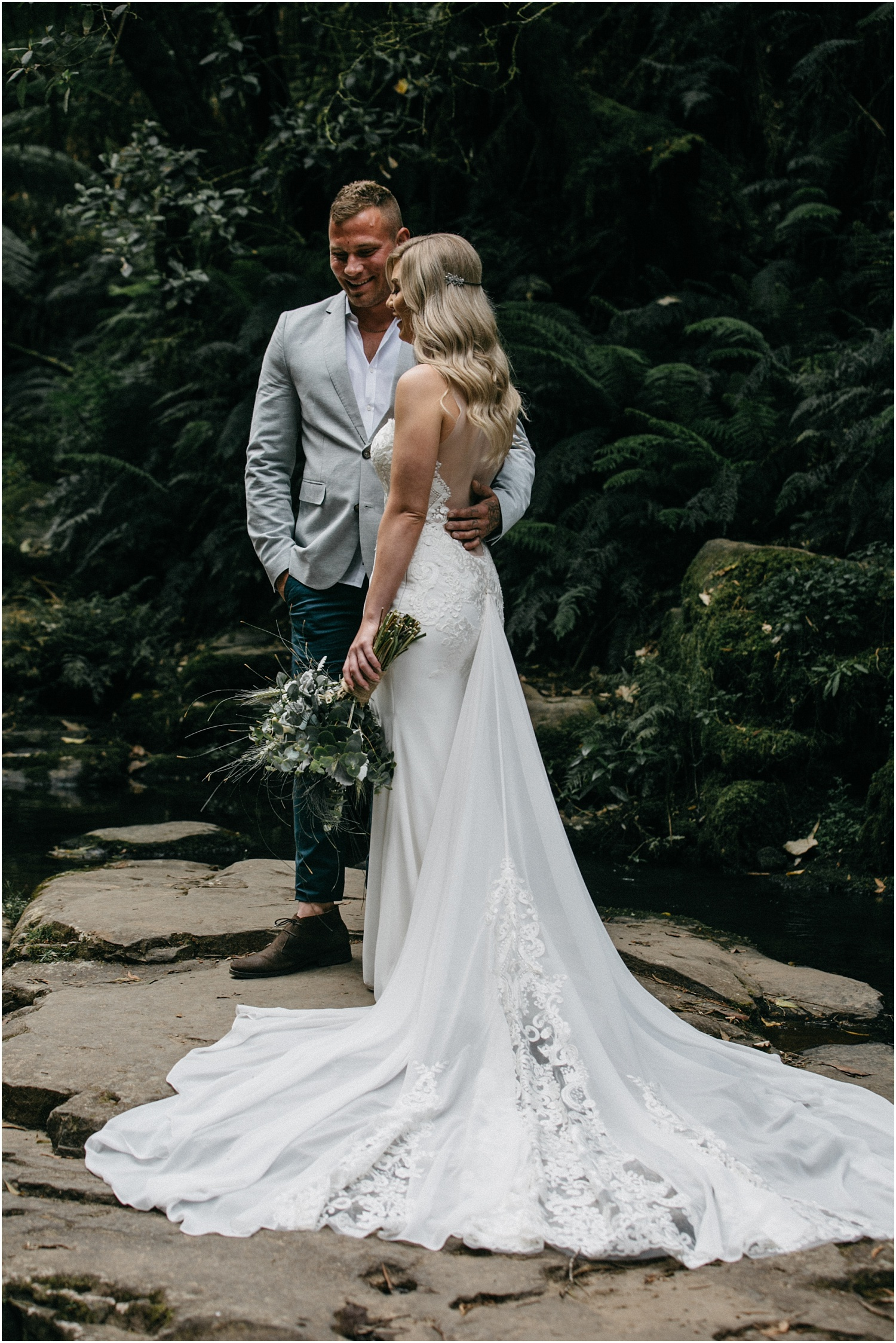 Renee and Ash's real elopement in Lorne on the Great Ocean Roadwith the ceremony at erskin falls._0077.jpg
