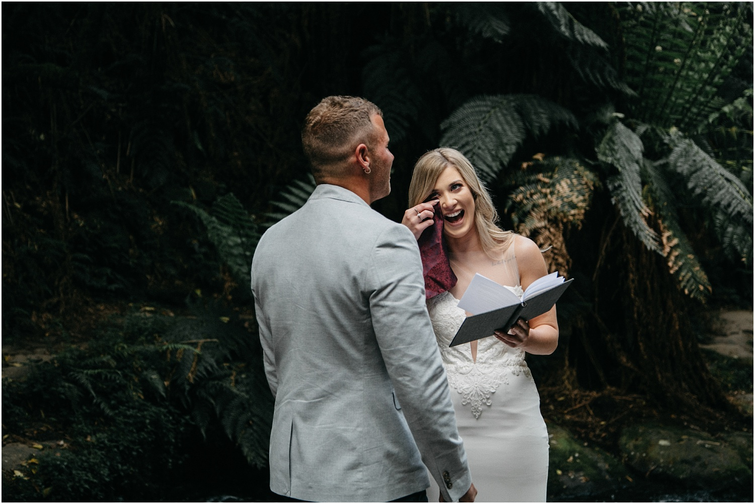 Renee and Ash's real elopement in Lorne on the Great Ocean Roadwith the ceremony at erskin falls._0081.jpg