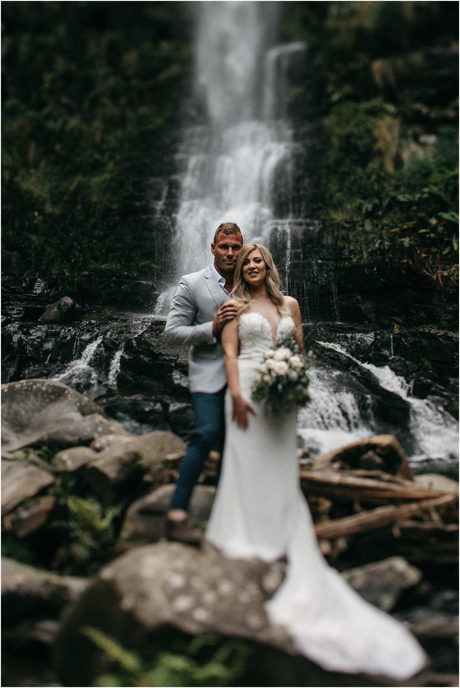Renee and Ash's real elopement in Lorne on the Great Ocean Roadwith the ceremony at erskin falls._0094.jpg