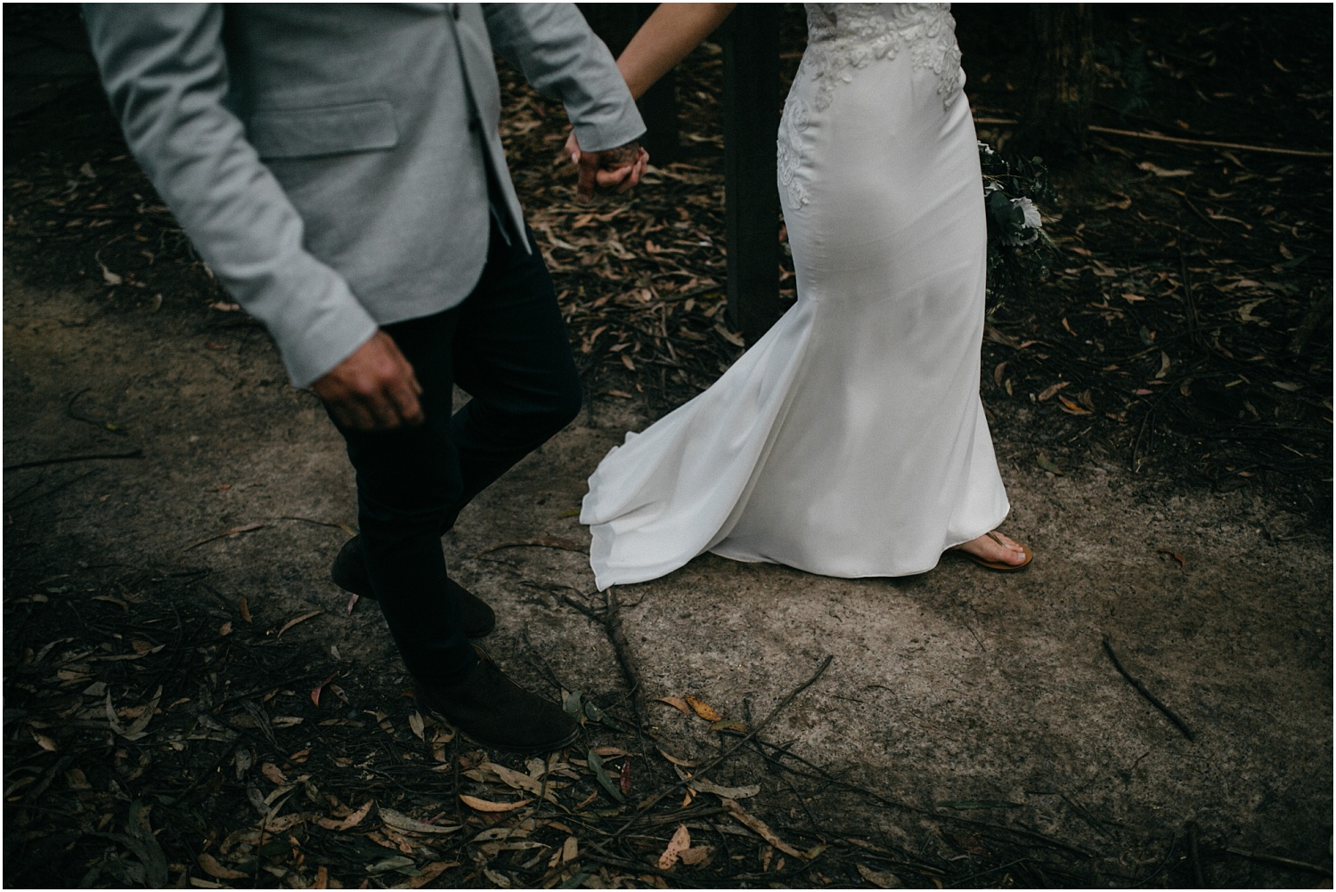 Renee and Ash's real elopement in Lorne on the Great Ocean Roadwith the ceremony at erskin falls._0096.jpg