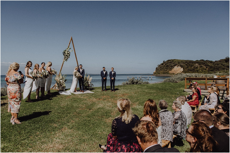 Nicolle and Damien's tipi wedding at the Flinders Yacht Club on the Mornington Peninsula._0075.jpg