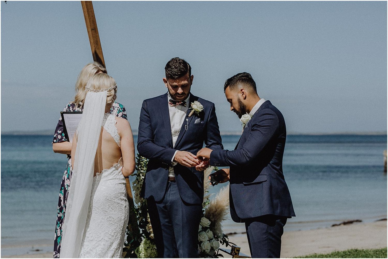 Nicolle and Damien's tipi wedding at the Flinders Yacht Club on the Mornington Peninsula._0079.jpg