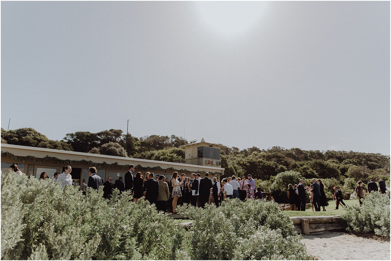 Nicolle and Damien's tipi wedding at the Flinders Yacht Club on the Mornington Peninsula._0096.jpg