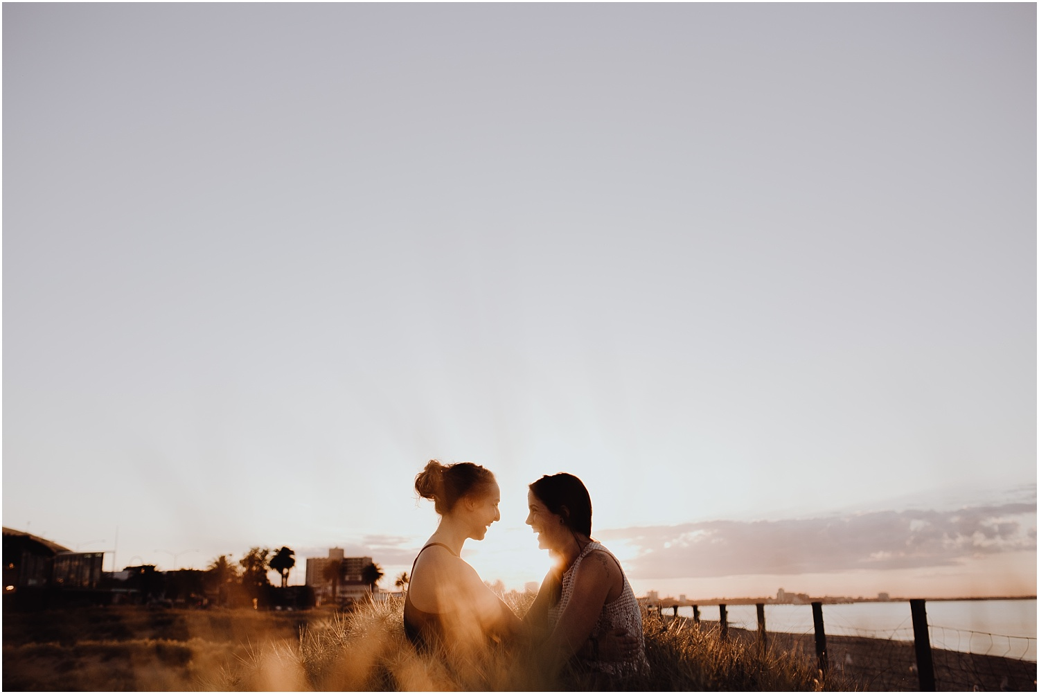 Kelsi and Lucy's sunrise proposal at Port Melbourne Lagoon Pier._0058.jpg