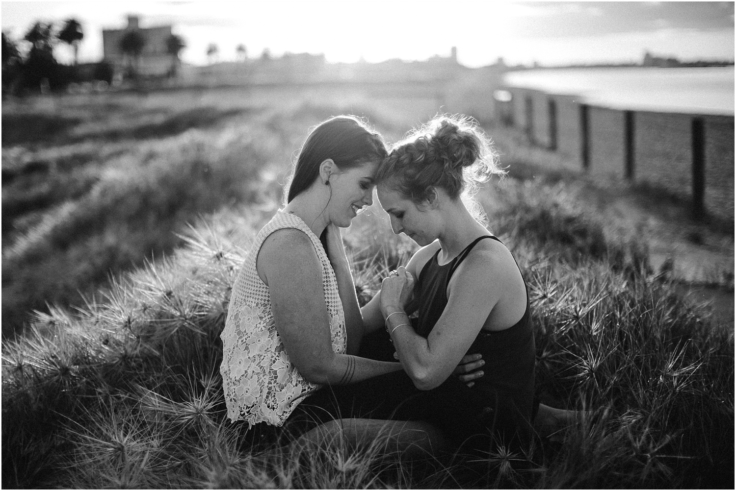 Kelsi and Lucy's sunrise proposal at Port Melbourne Lagoon Pier._0064.jpg