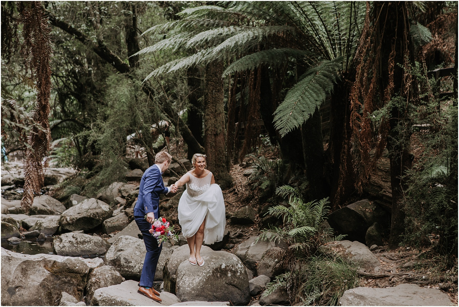 Ainslee and Warwick's elopement at Erskin Falls and the Lorne Beach Pavilion on the Great Ocean Road._0043.jpg